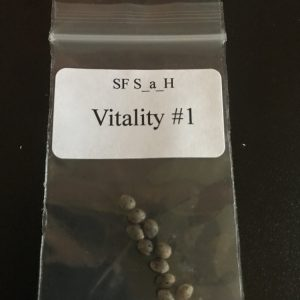 Vitality #1