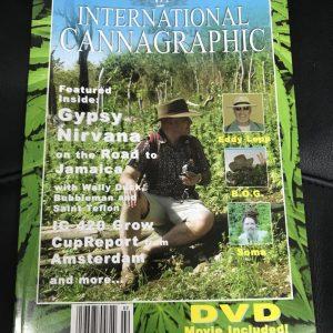 International Cannagraphic Magazine